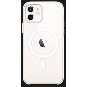 Clear Case with MagSafe за Apple iPhone 12 mini clear