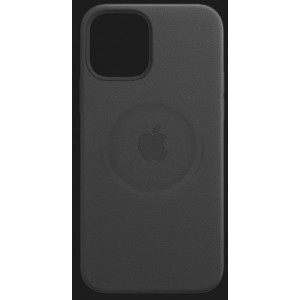 Leather Case with MagSafe за Apple iPhone 12 mini Black