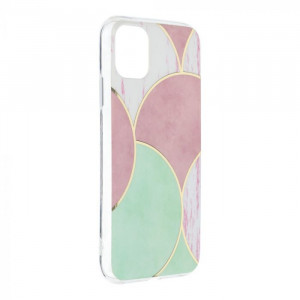 Гръб Forcell MARBLE COSMO за Apple iPhone 12