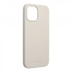 Гръб Mercury Silicone за Apple iPhone 12