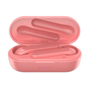 Безжични слушалки DEVIA Joy A3 series Pink