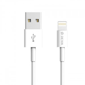 Смарт кабел Devia Lightning to USB