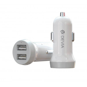 Зарядно за кола USB Type C  DEVIA