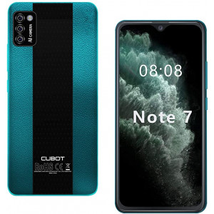 Cubot Note 7 Green