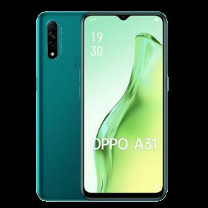 Oppo A31 64GB Dual 4GB RAM Green