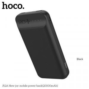 Преносима батерия HOCO 20 000mAh J52A - Xiaomi Mi Note 10 Lite