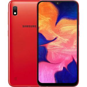 Samsung Galaxy A10 Dual Sim 32GB Red