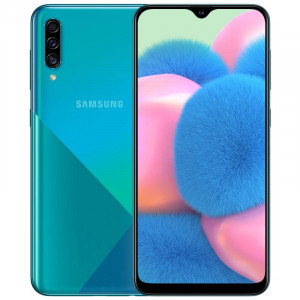 Samsung Galaxy A30S 64GB Dual A307 Green