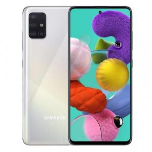 Samsung Galaxy A71 Dual Sim 128GB Silver