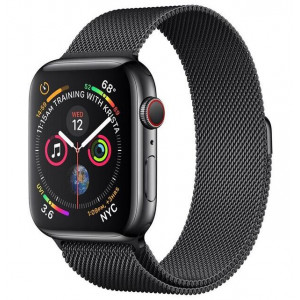 Apple Watch Series 2 GPS 38mm Black Steel Case