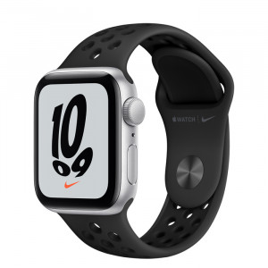 Apple Watch Series 6 Nike GPS 40mm Space Grey Aluminium Case with Anthracite Sport Band Black