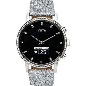 Watch Viita Hybrid HRV Crystal Swarovski 40mm