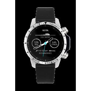 Watch Viita Hybrid HRV Tachymeter 45mm Leather