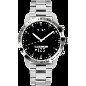 Watch Viita Hybrid HRV Tachymeter 45mm Steel Silver