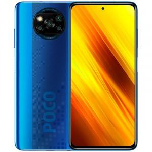 Xiaomi Pocophone X3 NFC 128GB 6GB RAM Dual Blue